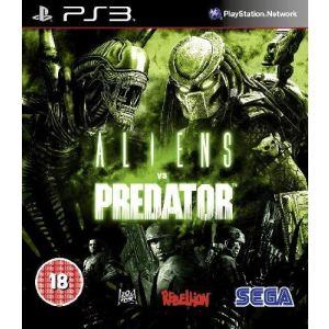 Aliens vs Predator [PS3]