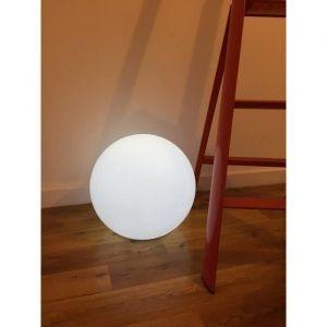 Lumisky Sphère lumineuse E27 sur secteur 40 cm - Blanc