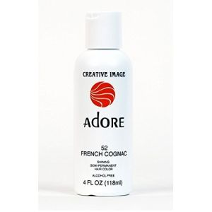 Creative Image Adore - Shining semi-permanent hair color 52 french cognac