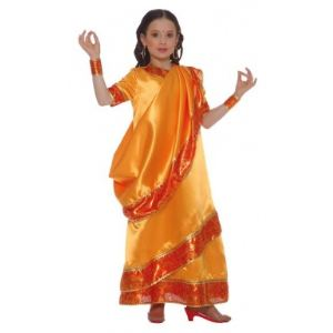 Caritan Déguisement Bollywood (3-4 ans)