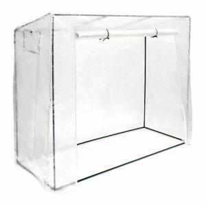 1613005 - Serre de jardin métal (70 x 160 x 50 cm)