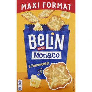 Belin Crackers monaco emmental - Le paquet de 155g