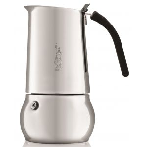 Bialetti Kitty Elegance - Cafetière italienne induction 6 tasses
