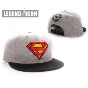 Cotton Division Casquette Snapback Superman