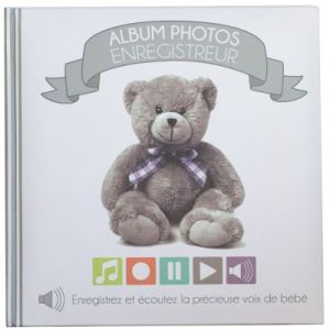 Image de Domiva Album photos enregistreur Ourson