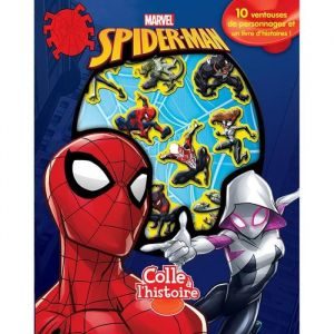 Editions Phidal Comptines et Figurines - Marvel - Spider-Man