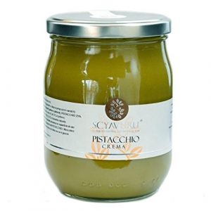 Scyavuru Crème de pistaches de Sicile 200 gr