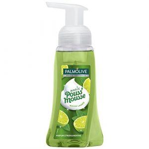 Palmolive Savon liquide Magic Pouss'mousse citron