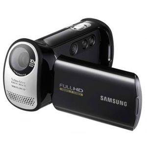 Samsung HMX-T10 : Caméscope Full HD à carte mémoire