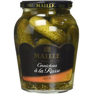 Maille Cornichons Malossol à la Russe - Poids net égoutté 440g