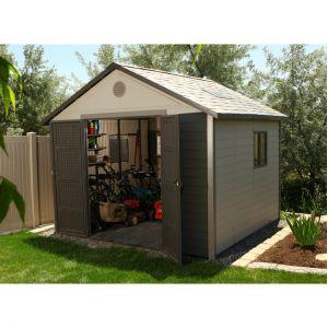 Lifetime Abri de jardin PVC Century 6433 - 11,22 m²