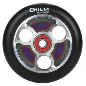 Chilli Pro Scooter Roue Parabol 100 mm pour trottinette