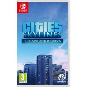 CITIES: SKYLINES NINTENDO SWITCH EDITION [Switch]