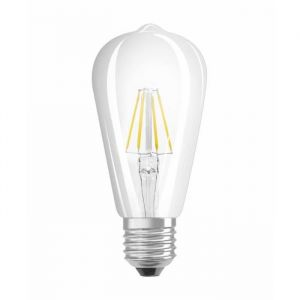 Osram Réflecteur LED Retrofit E27 6W 827 transparent