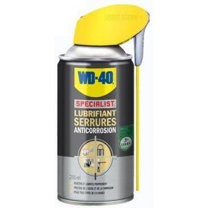 WD-40 Lubrifiant serrures anti-corrosion - Pulvérisateur 250ml