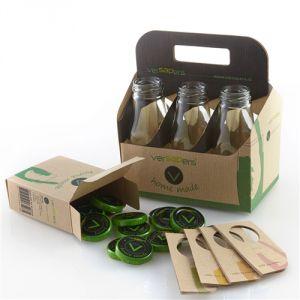 versapers kit 6 bouteilles en verre pour extracteur de jus. Black Bedroom Furniture Sets. Home Design Ideas
