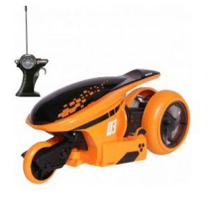 Maisto Moto radiocommandée Cyklone 360 Orange