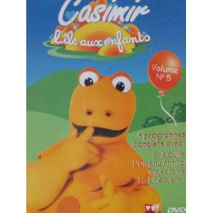 Casimir : L'île aux enfants - Volume 5