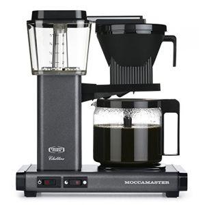 Techni Vorm Moccamaster KBG 741 - Cafetière électrique à filtre