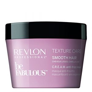 Revlon e FABULOUS' Texture Care Smooth Hair C.R.E.A.M. Anti-Frizz Mask 250ml