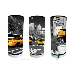 Lampe cylindre New York