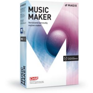 Music Maker 2017 Standard [Windows]