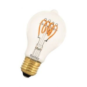 Bailey Spiraled Thomas LED filament 4W (remplace 40W) E27