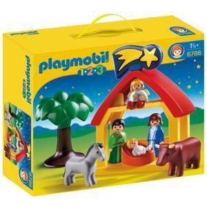 Playmobil 6786 - 1.2.3 : Crèche