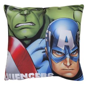 Character World Coussin Avengers Shield Age Of Ultron Marvel (40 x 40 cm)