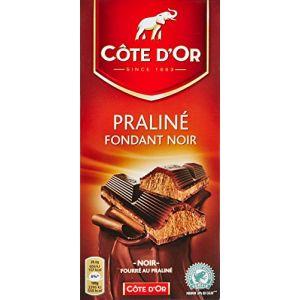 Côte d'Or Praliné fondant noir 200 g