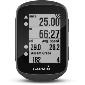 Garmin Edge 130 - GPS - lot HR noir GPS vélo