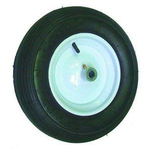 Greenstar 9709 Roue sur roulement avec pneumatique 480/400 x 8 - 4 X7106730