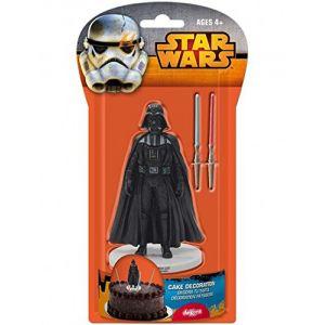 Kit déco pour pâtisserie Star Wars Dark Vador