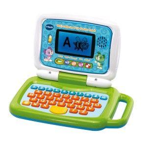 Vtech Ordi tablette - P'tit Genius Touch - Vert