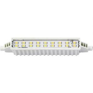 Image de LightMe Ampoule LED R7s LM85120 en forme de tube 6 W blanc chaud (Ø x L) 16.50 mm x 118 mm EEC: A+ 1 pc(s)