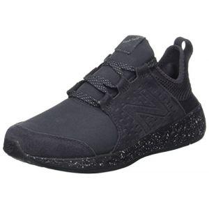 New Balance Fresh Foam Cruz, Chaussures de Fitness Femme, Noir (Black/Grey), 40 EU
