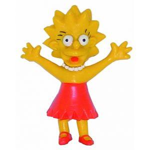 Comansi Figurine Lisa Les Simpsons 6 cm