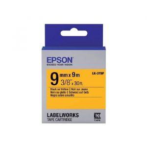 Epson LK-3YBP noir/jaune