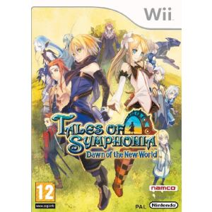 Image de Tales of Symphonia : Dawn of the New World [Wii]