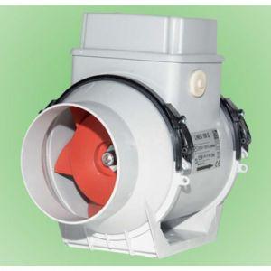 Vortice Aérateur de conduit LINEO 100 Timer VO 180-255 M3/H 17021