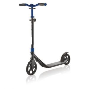 Globber Trottinette enfant 2 roues ONE NL 205-180 DUO pliable, bleu