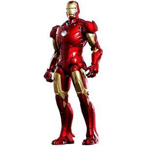 Hot Toys Figurine Iron Man Mark III die cast Marvel