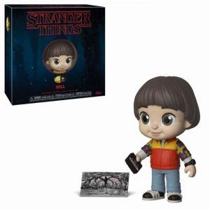Funko Mini-figurines - Stranger Things Figurine Vinyl 5 Star Will 8 cm--Funk