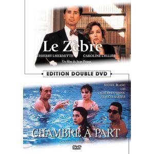 Coffret Le Zèbre + Chambre à part