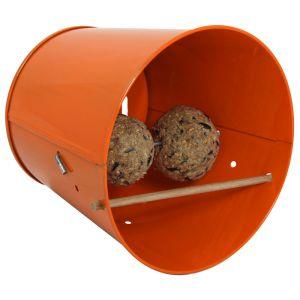 Guillouard Garden Life Box Orange Abri pour oiseaux et insectes multifonction