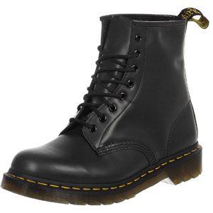 Dr. Martens 1460Z DMC SM-B, Boots mixte adulte - Noir Verni (Patent) 40 EU