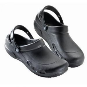 Crocs Bistro, Sabots Mixte Adulte, Noir (Black), 48-49 EU