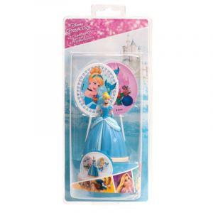 Kit deco de gâteau Princesse Cendrillon