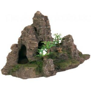 Trixie Rocher grotte et plantes 31 cm