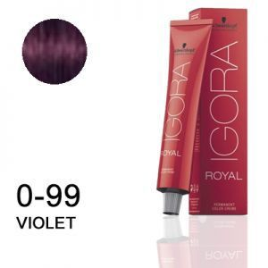 Schwarzkopf Igora Royal Mix 0-99 Violet